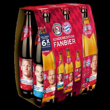 ABGELAUFEN: Paulaner FC Bayern Fanbier kaufen 2014 bei Trinkgut Celle