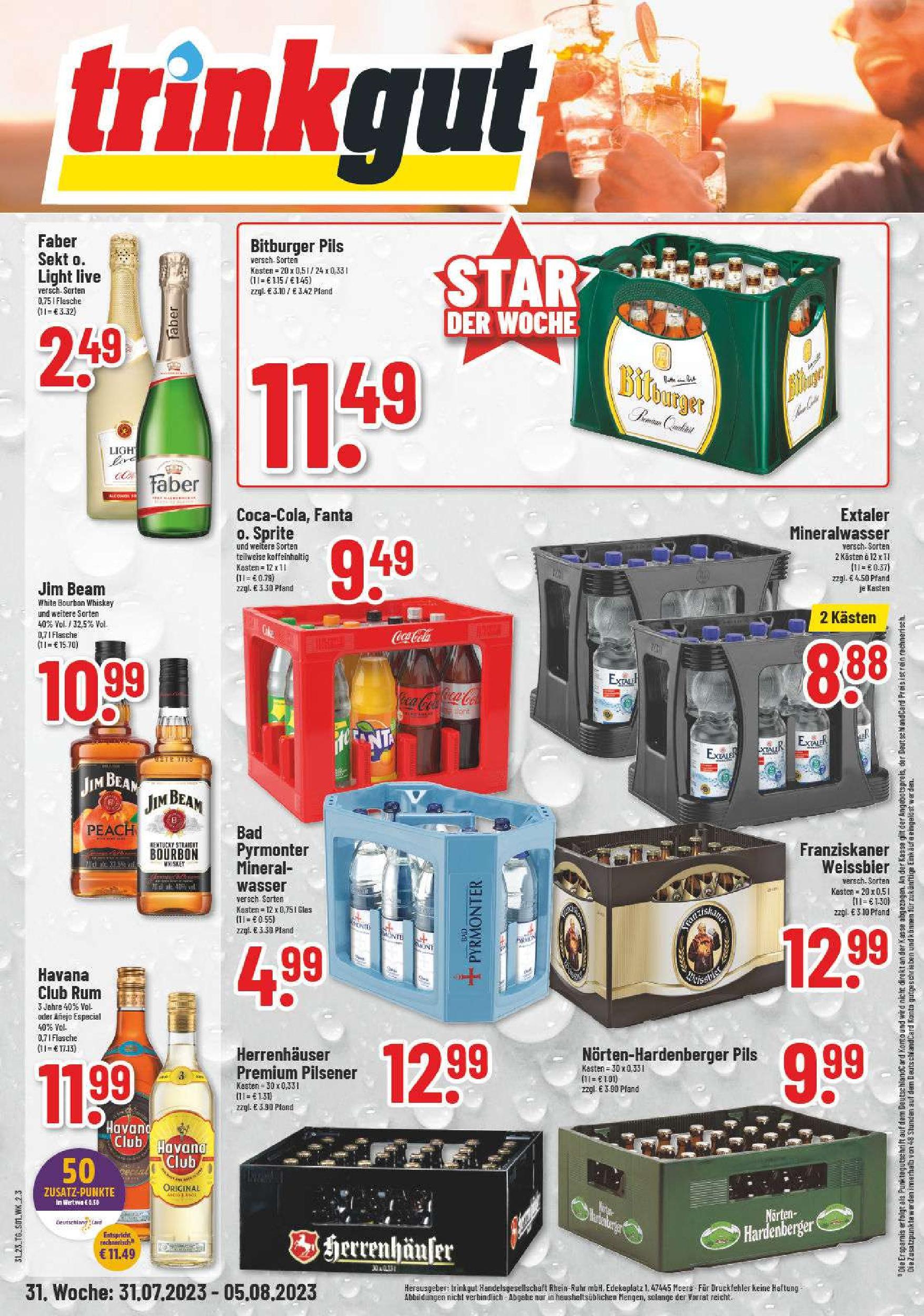 Ihr trinkgut Getränkemarkt Celle - Trinkgut Celle
