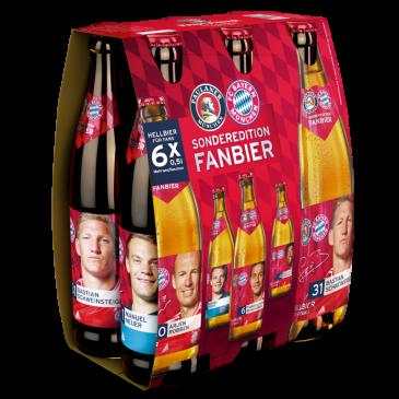 Paulaner FC Bayern Fanbier kaufen Celle
